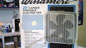 WINDMERE 3 speed box FAN bf-2000